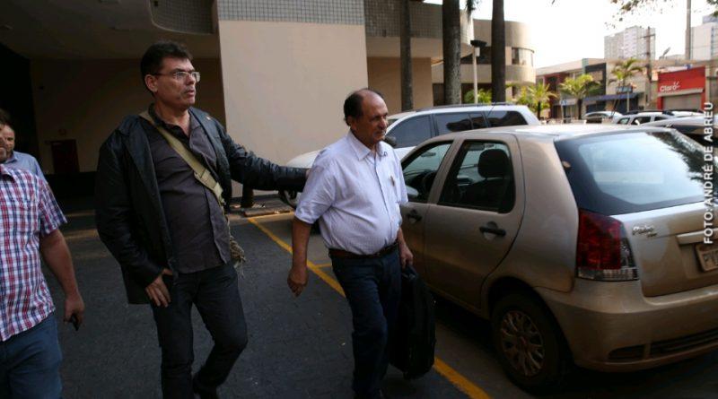 Deputado Zé Teixeira é preso pela Polícia Federal na Operação Vostok