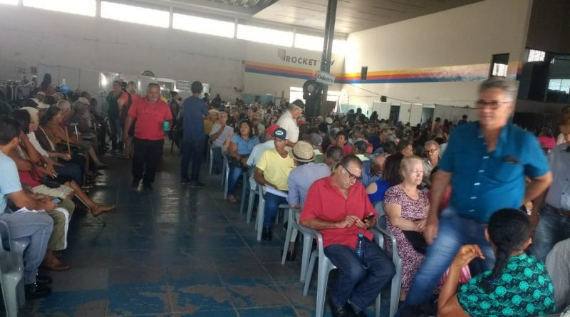 Multirão da Saúde: O caos na saúde pública provoca correria e tumulto