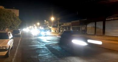 Obras na Bandeirantes começam com preocupação sobre estacionamento