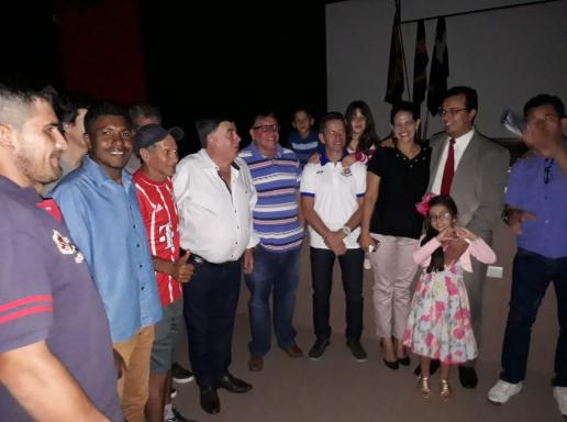 Mais uma entidade surge no cenário esportivo sul Matogrossense. Foi criado a Associação Atlética União Belavistense