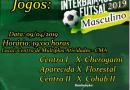 Copa Inter bairros Futsal 2019