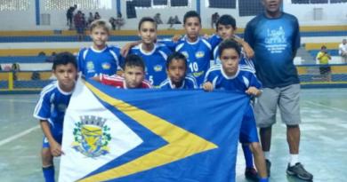 Copa do do Interior de Futsal: Equipes de São Gabriel conseguem classificação