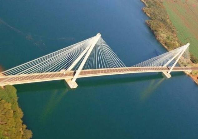 Com projeto definido, governo quer ponte sobre Rio Paraguai em 4 anos
