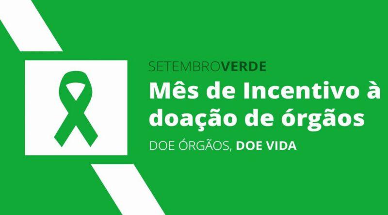 Setembro Verde: MS lança campanha estadual nesta sexta-feira