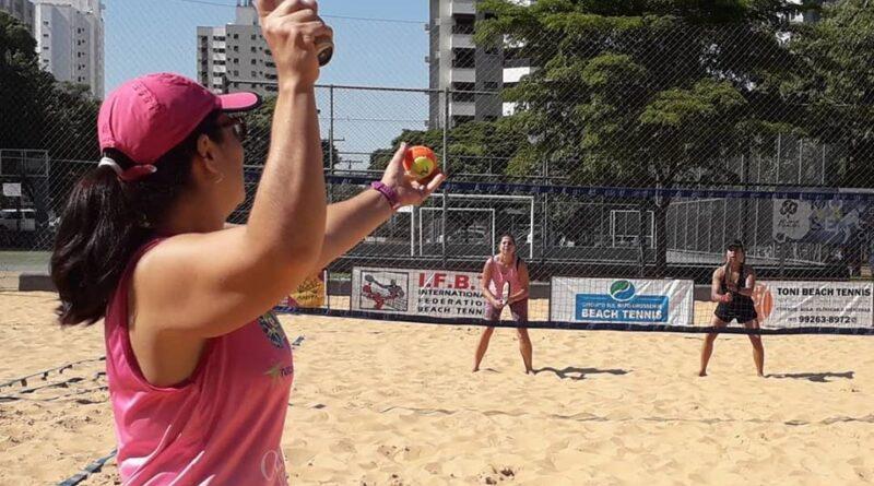 Confederação Brasileira de Beach Tennis recebe Registro Cadastral.