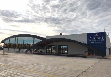 Complexo comercial Estacionamento Triagem Mecari já e uma realidade