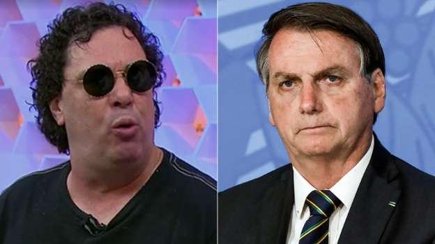 © Fornecido por LANCE! Casagrande é critico de Bolsonaro nas redes (Foto: Divulgação)