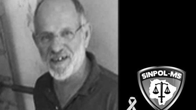 Policial civil aposentado morre vítima do coronavírus