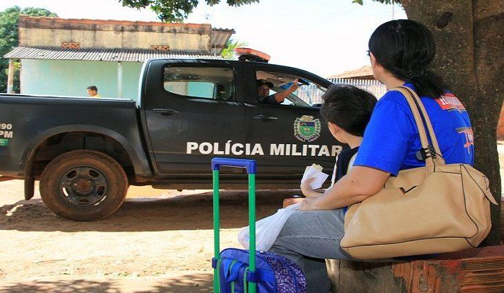 Governo do Estado convoca policiais militares da reserva para reforçar segurança nas ruas