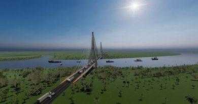 Rota Bioceânica: escolhida empresa que fará projeto do acesso à ponte do rio Paraguai