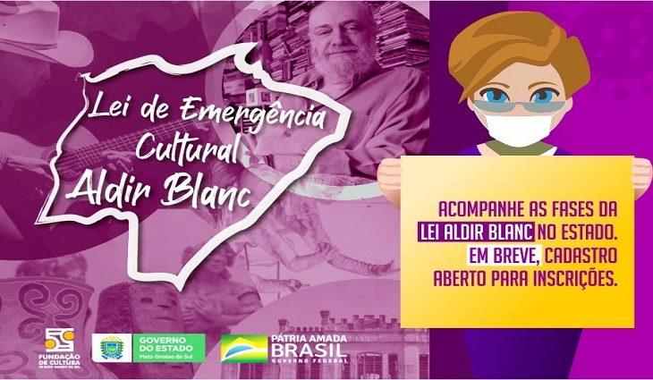 Publicado decreto que regulamenta Lei Aldir Blanc no Estado