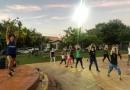 Prefeitura retoma oficinas esportivas presenciais em praças de Campo Grande