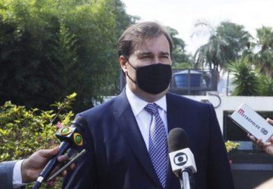 Para Rodrigo Maia, derrota de Crivella não significa uma derrota de Bolsonaro