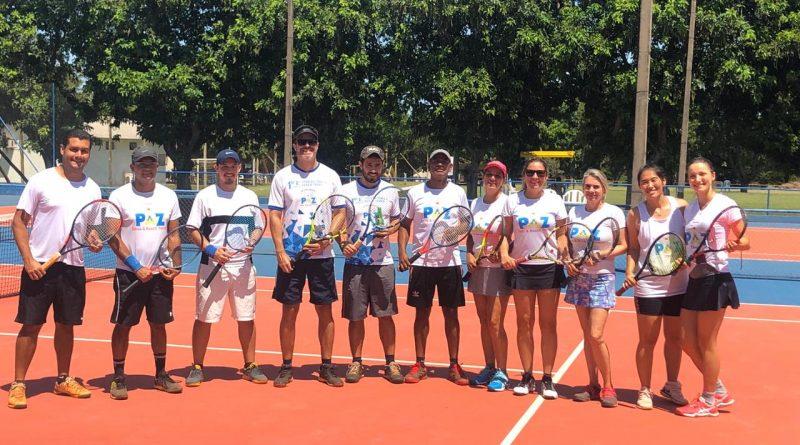 Equipe Paz AABB conquista título do Interclubes de Tênis da temporada 2020