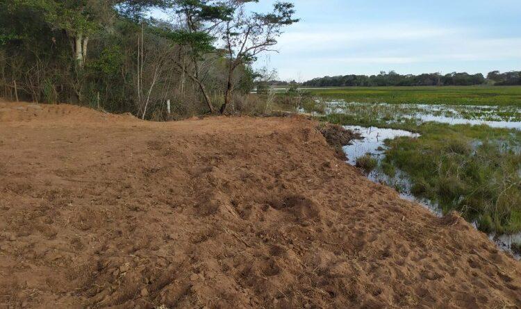PMA de Anaurilândia autua sitiante em R$ 6 mil por degradar área protegida