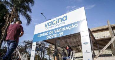 Campo Grande tem 4,2 mil pessoas que ainda não compareceram para a 2ª dose