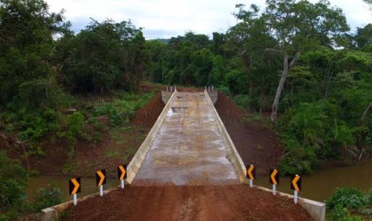 AGESUL vai gastar R$ 1,5 milhão por ponte de concreto em Bonito