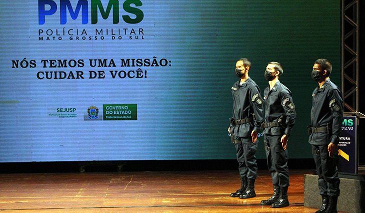 Semana foi marcada pelo reforço de 610 policiais civis e militares